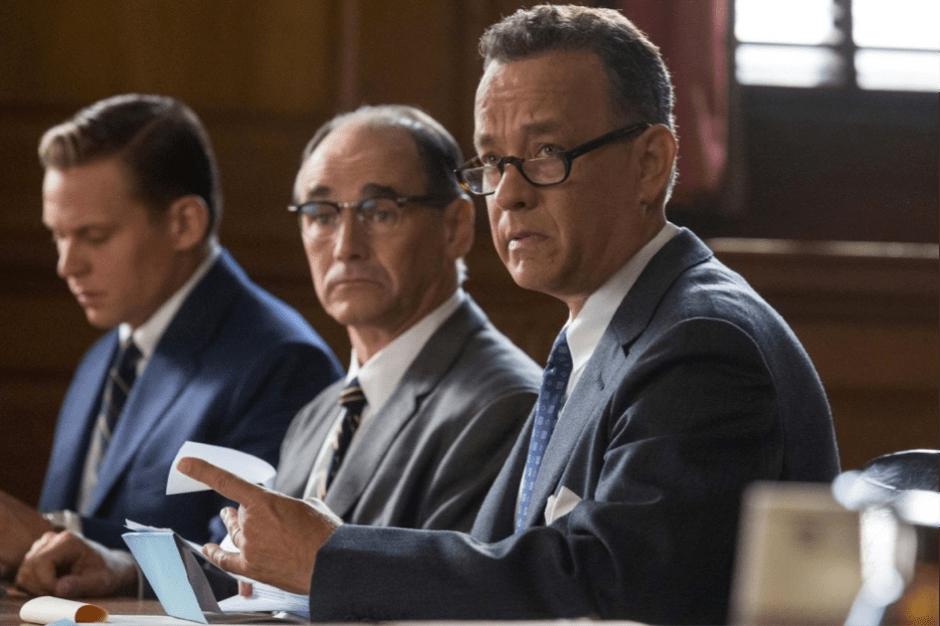Depuis Philadelphia, les prétoires ne réussissent guère à Tom Hanks.