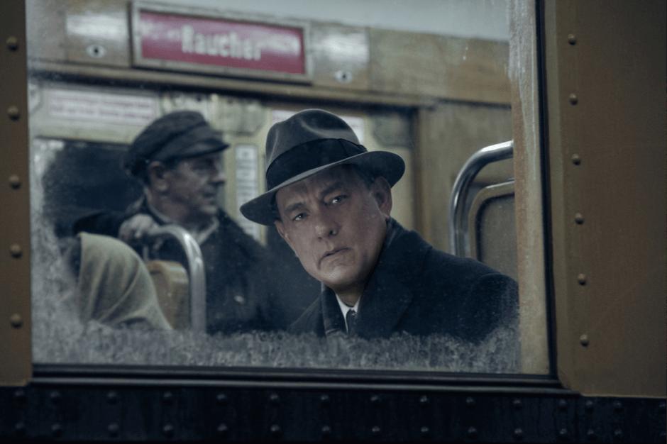 Le monde forcément froid et inhumain de l'Est vu à travers la vitre du métro reconstitué de Berlin