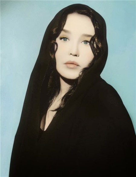 Isabelle Adjani photo Youssef Nabil