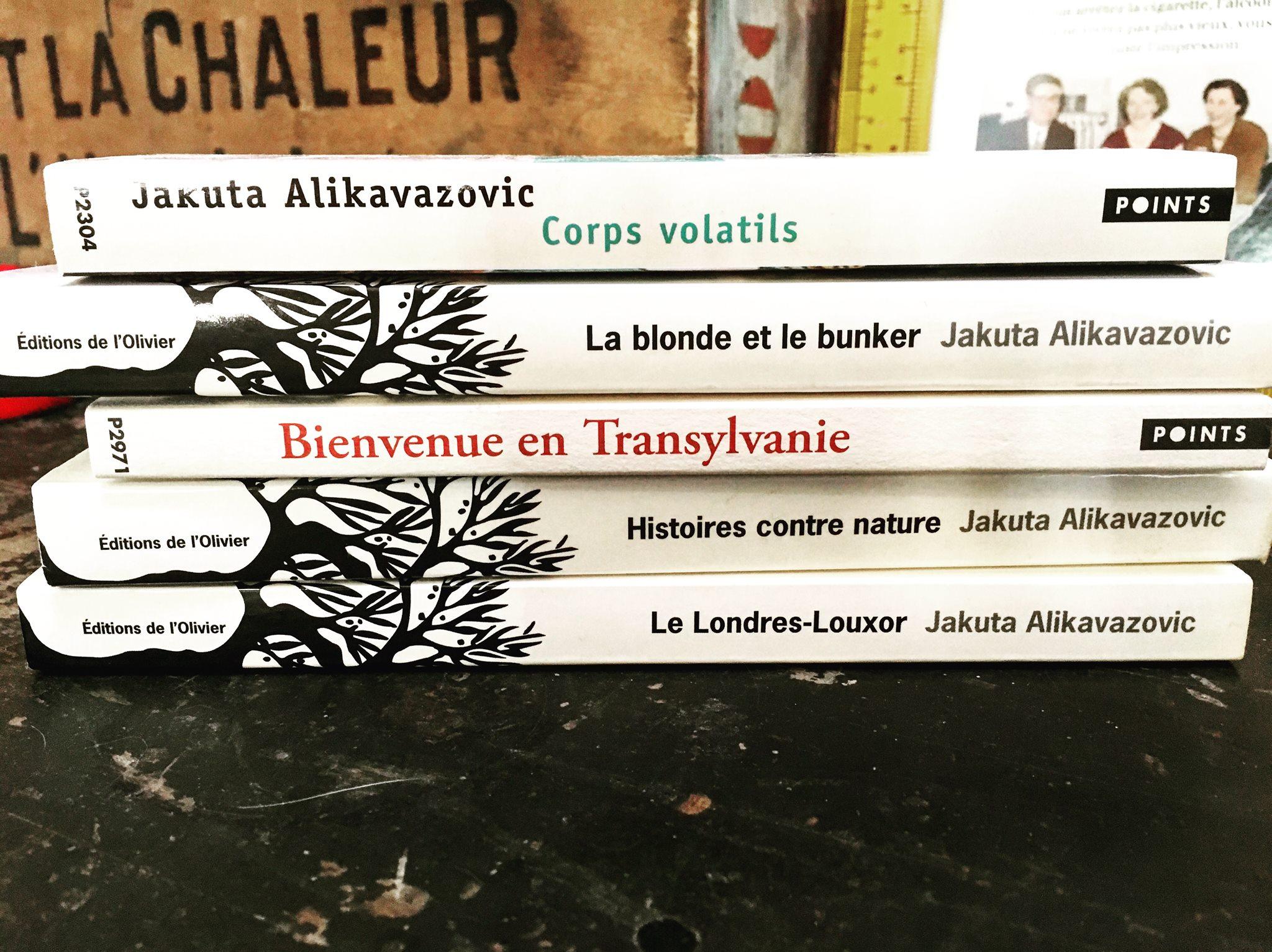 Jakuta Alikavazovic : Des obsessions, des rituels (Écrire aujourd'hui)