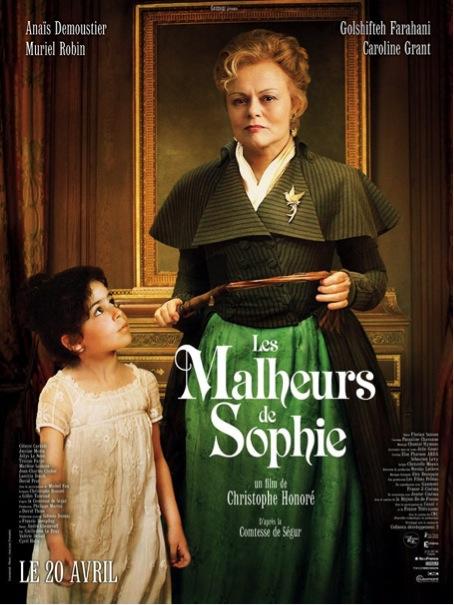Christophe Honoré Les Malheurs de Sophie