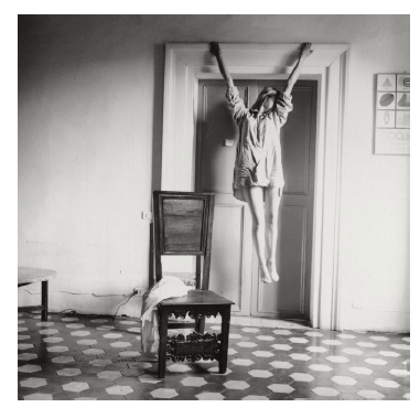 Francesca Woodman Untitled, Rome, Italie 1977-1978 © George and Betty Woodman