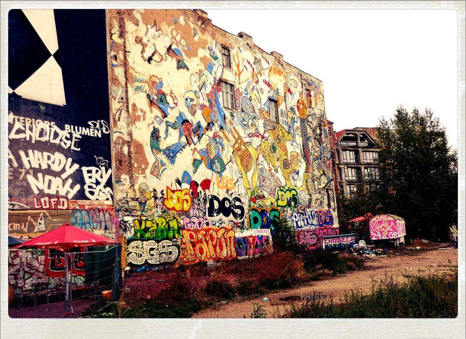 Blumen, Berlin  (C) J ean-Philippe Cazier
