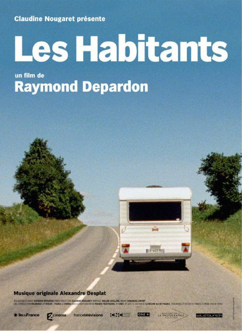 Raymond Depardon, Les Habitants