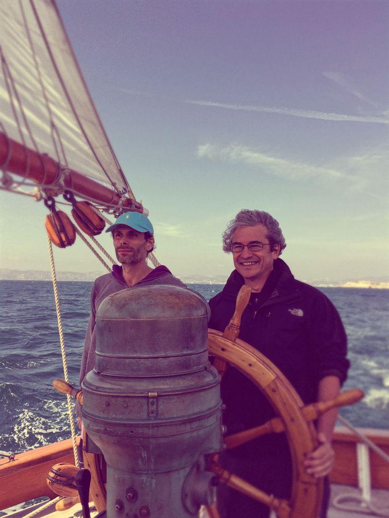 Aurélien Barrau et Carlo Rovelli