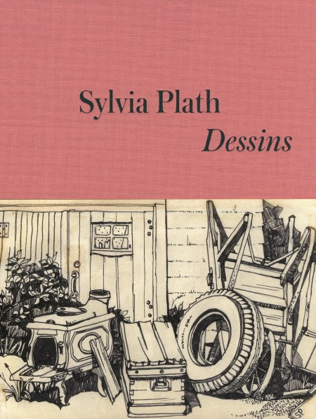 Sylvia Plath Dessins