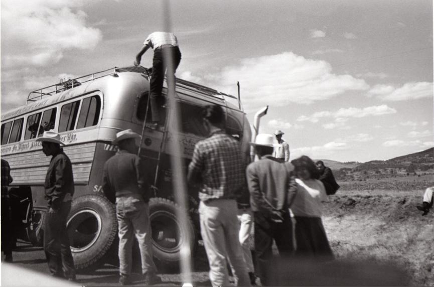 Bernard Plossu, Mexique 1966
