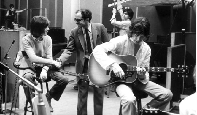 « Leur chanson commençait à s'affirmer et, pour les témoins dont je faisais partie, c'était incroyable d'assister à un tel moment de création.» (Un an après)