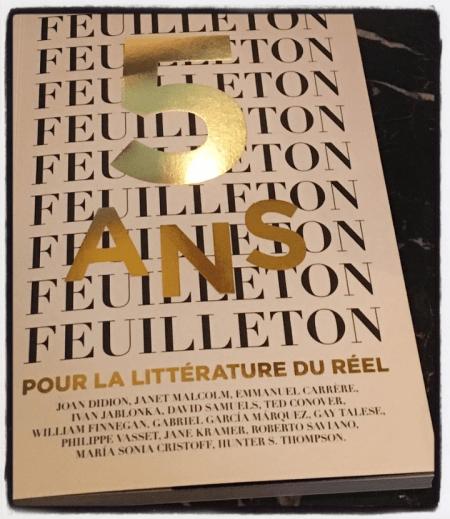 Feuilleton pour la littérature du réel