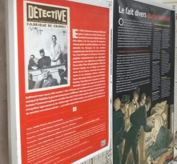 Détective fabrique du crime