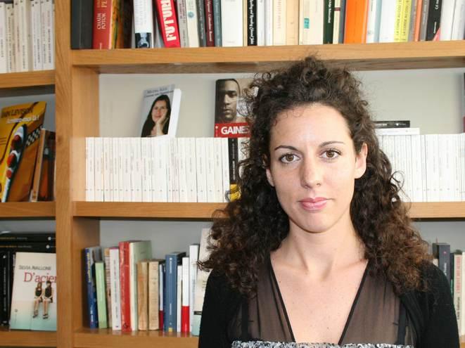 Silvia Avallone © Christine Marcandier