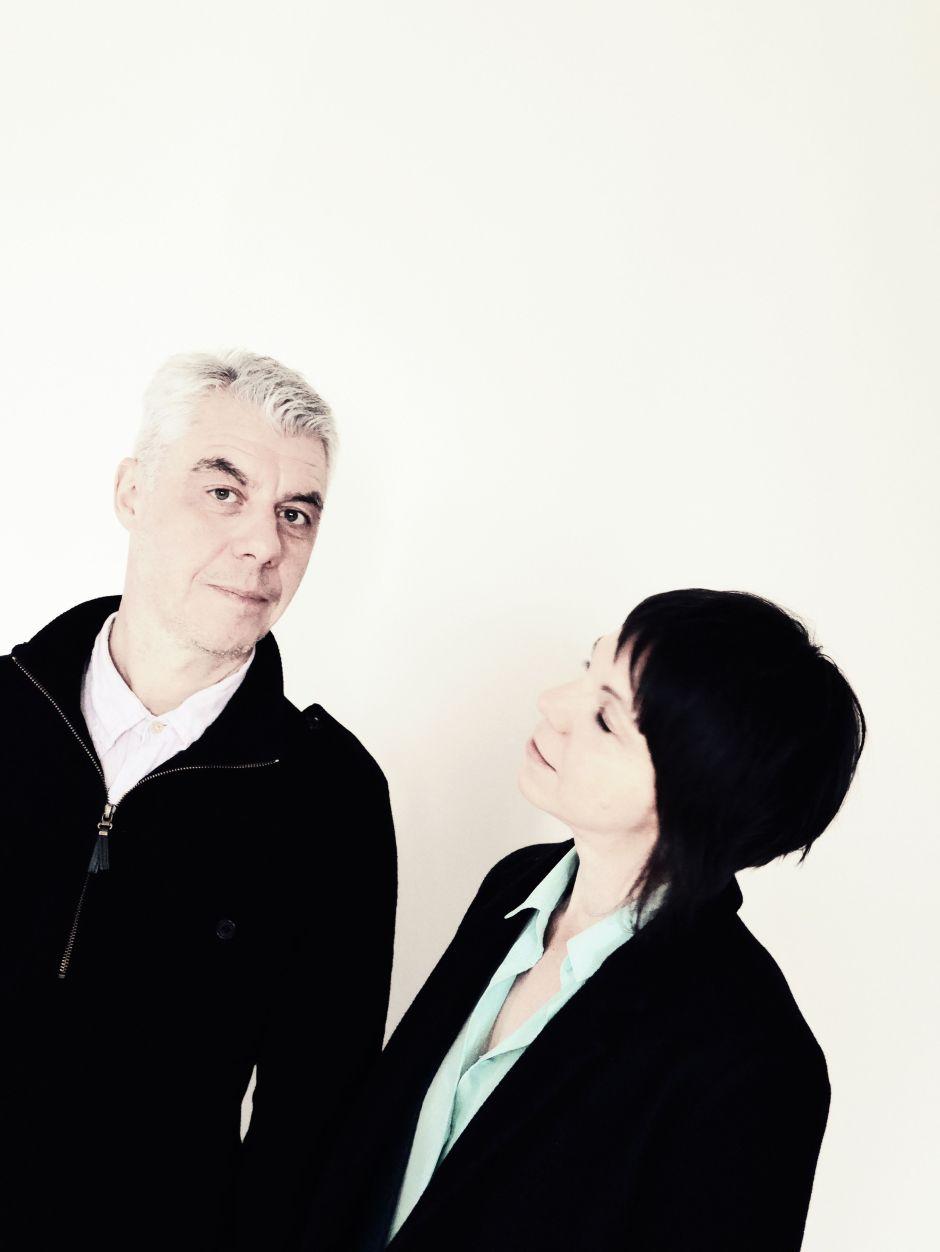 Mylène Benoit et Franck Smith © Jean-Philippe Cazier