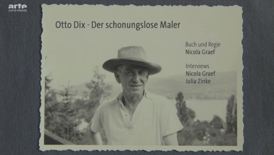 Otto Dix ou le regard impitoyable Arte