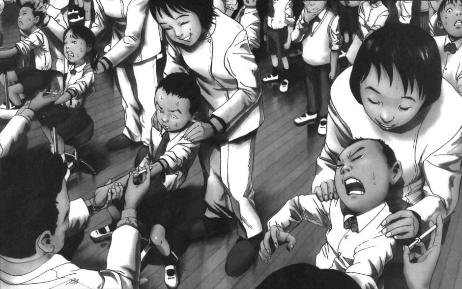 """Résultat de recherche d'images pour """"Manga Ikigami"""""""