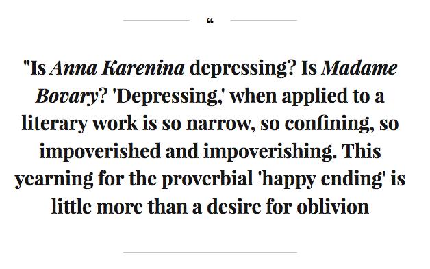 Paula Fox depressing