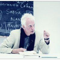 Jean-Luc Nancy : Hommage à Werner Hamacher, Am siebzehnten Juli 2017
