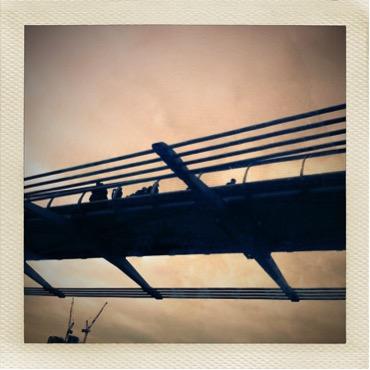 Bridge © Christine Marcandier