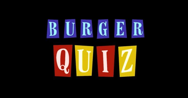 Burger Quiz, saison 2 : culte ou mythique ou les deux ?
