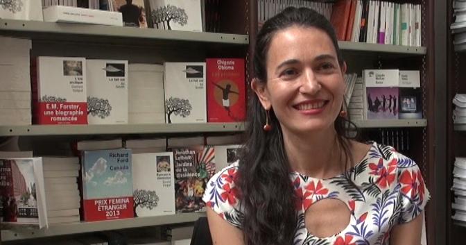 Nicole Krauss : le roman, «cette forme qui peut contenir l'informe» (Forêt obscure)