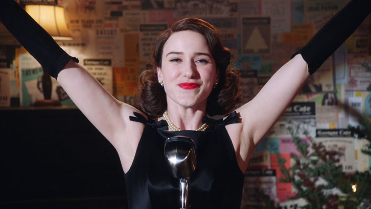 The Marvelous Mrs. Maisel : Queen of Comedy