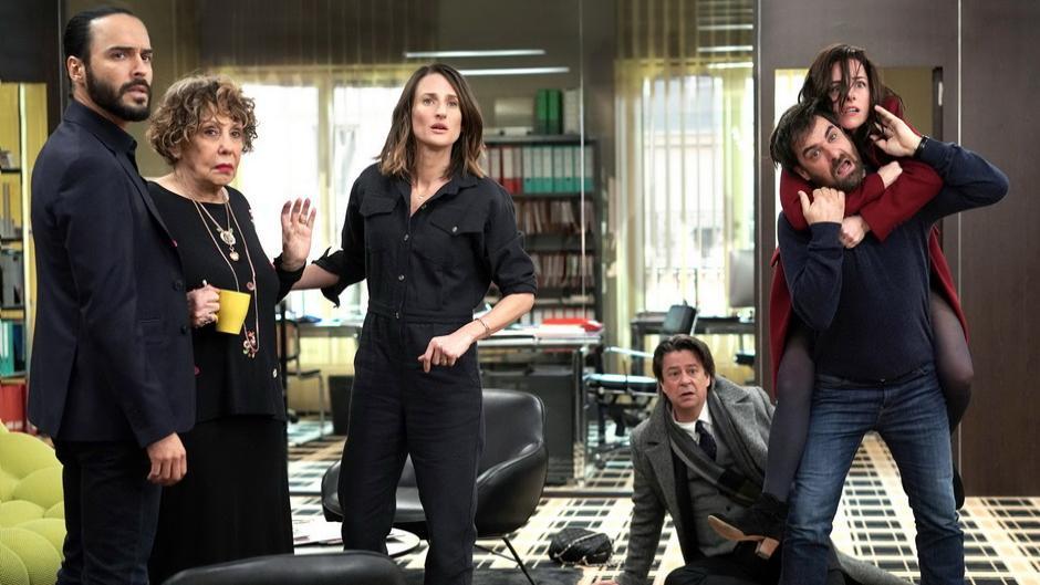 Dix pour cent (saison 3) : l'agence tout rixe