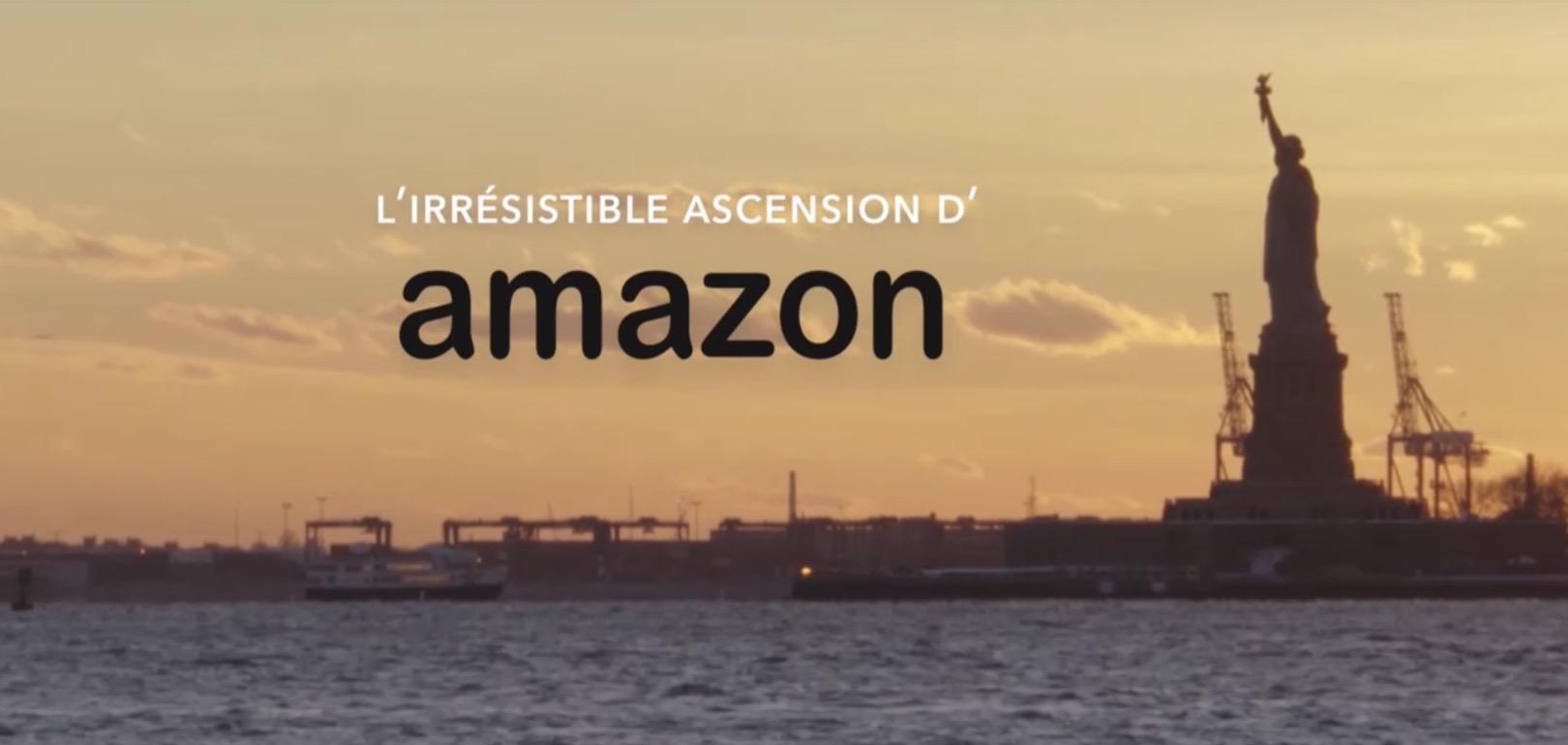 Amazon : Jeff Bezos à la conquête des mondes