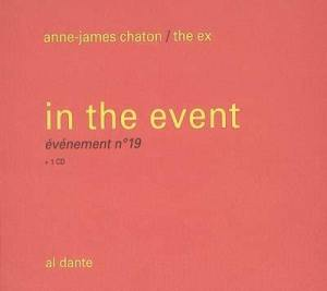 Anne-James Chaton in the event