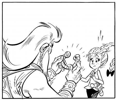 La fille de Vercingétorix : le nouvel Astérix est-il aussibienquonledix ?