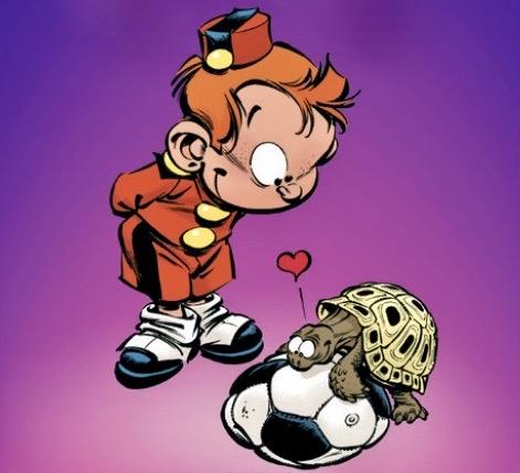 Le Petit Spirou (La vérité sur tout !) : dis au revoir au Monsieur !