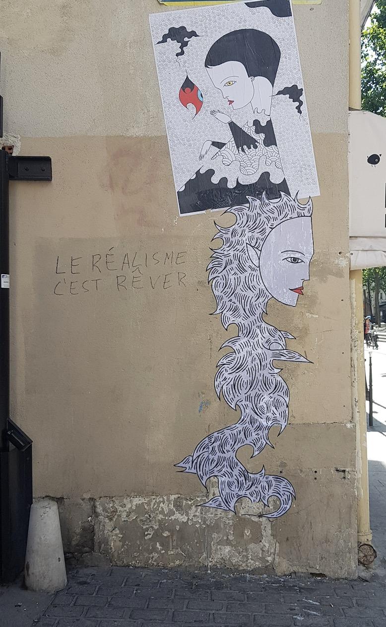 Fred le Chevalier : Le réalisme c'est le rêve