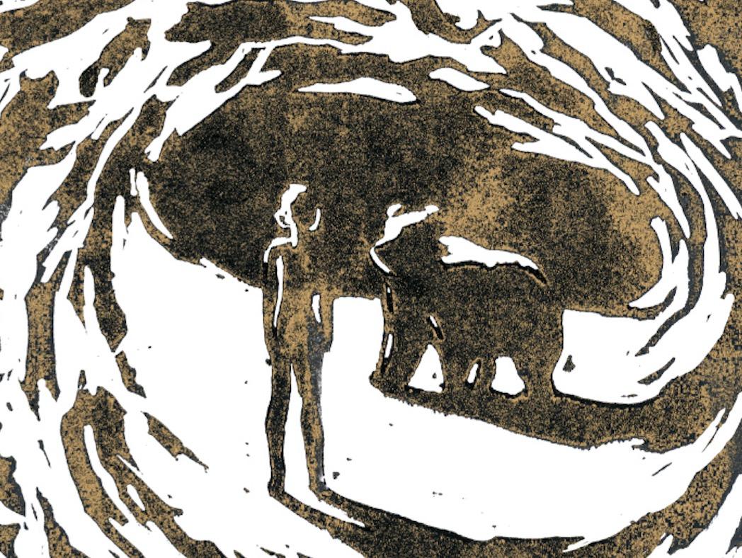 Dans la gueule de l'ours : Croire aux fauves de Nastassja Martin