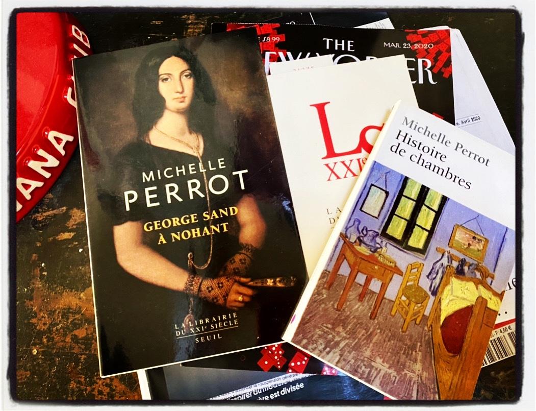Le Seuil du jour: Entrer dans l'histoire de chambres avec Michelle Perrot