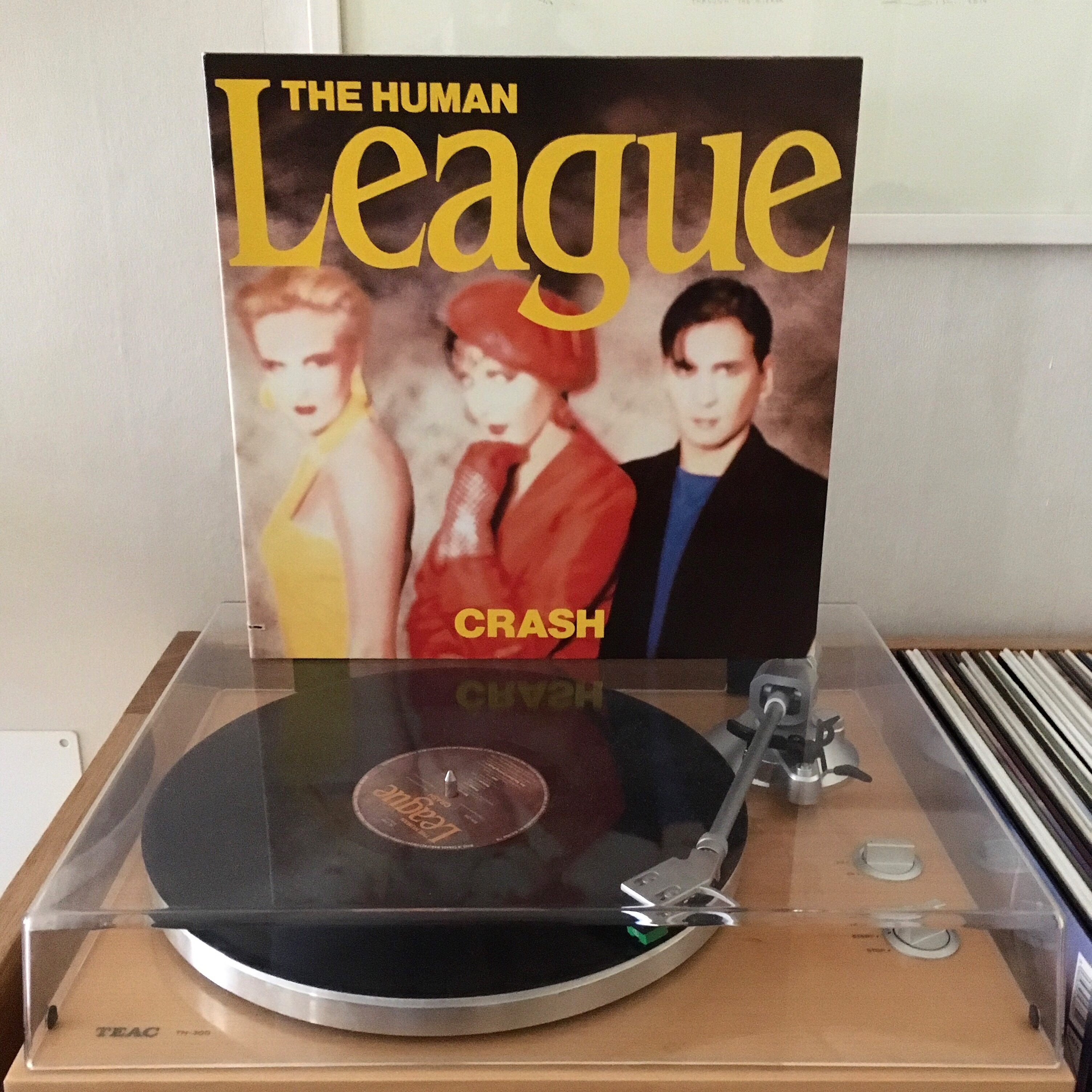 The Human League :Love Is All That Matters