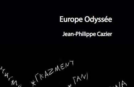 Chute libre : Paul de Brancion, entretien avec Jean-Philippe Cazier (Europe Odyssée)