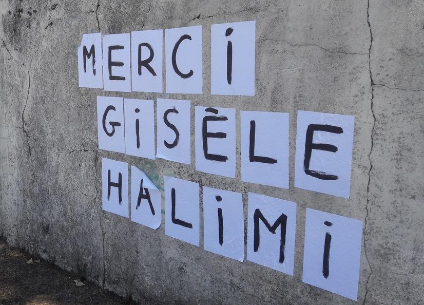 Hommage algérois à Gisèle Halimi : «Écrire, c'est pour moi savoir agir»
