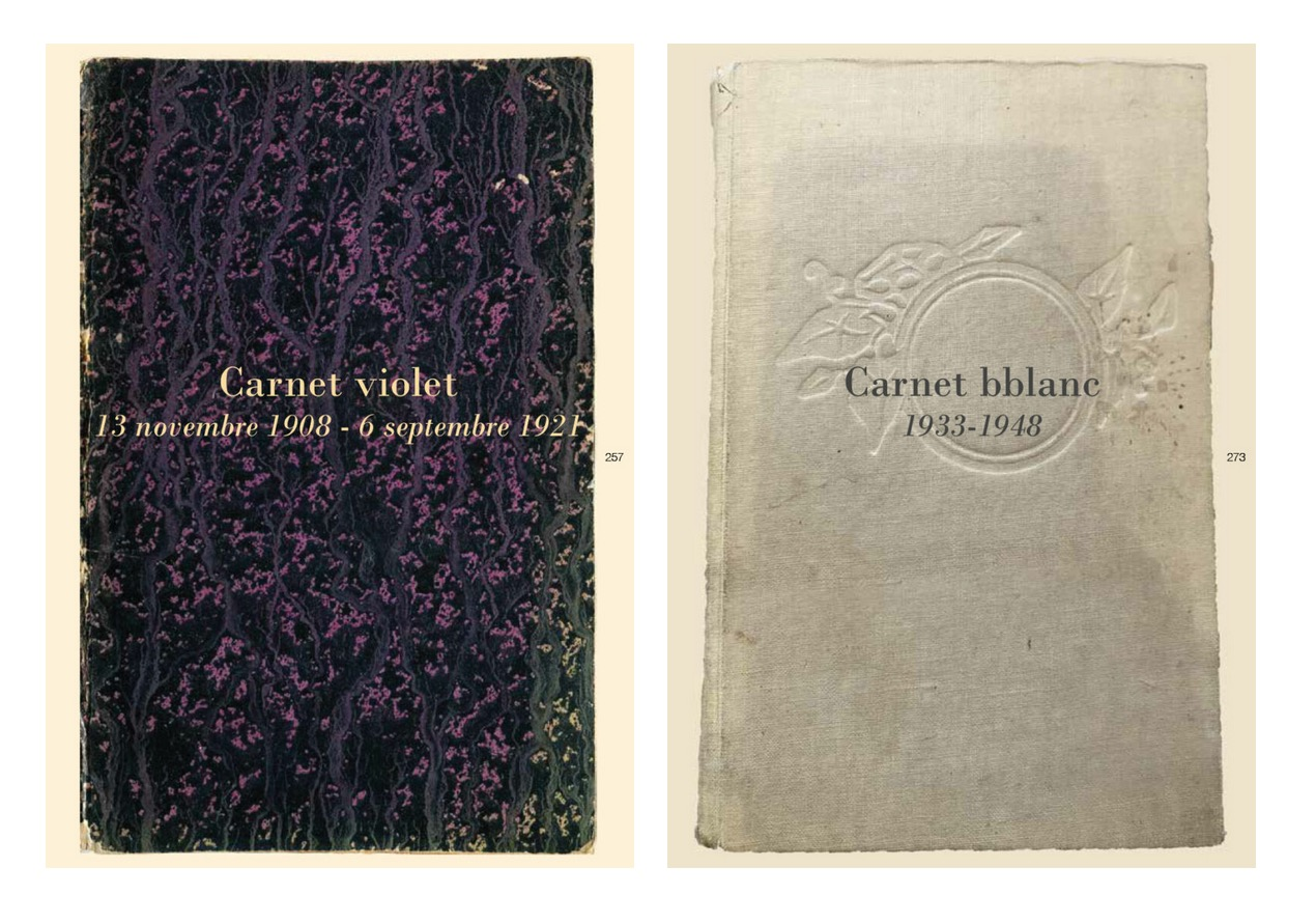 Carnets de Tante Mie : L'étrange legs de l'archive littéraire de Claude Simon