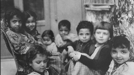 Béatrice Commengé: «Donner vie, donner vue» (Alger, rue des Bananiers)