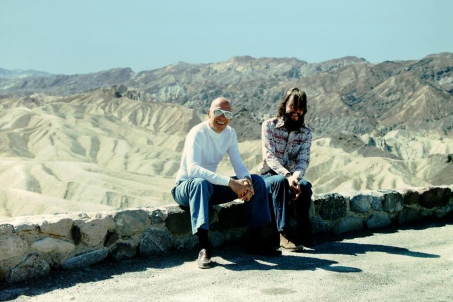 Michel Foucault en Californie: «J'ai parfois l'impression d'être une vedette»
