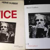 Hervé Guibert : Vice