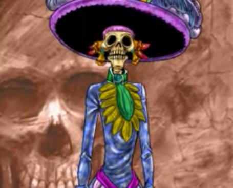 Viene la muerte cantando / El corrido de la muerte