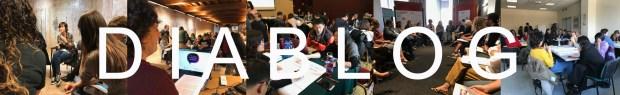 Diablog Dialogues & Design blog banner