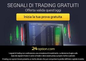 Segnali di Trading Gratuiti
