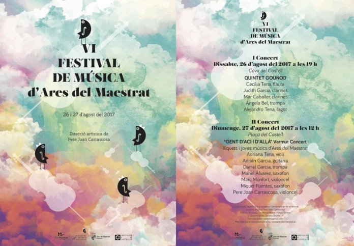 1-CARTELL I PROGRAMA FESTIVAL ARES 2017