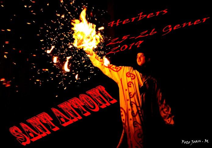 Els diables prenen Herbers