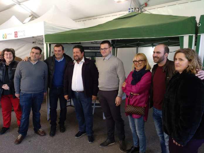 Altmaesports informa de les ajudes Leader en la fira de la tòfona de Catí