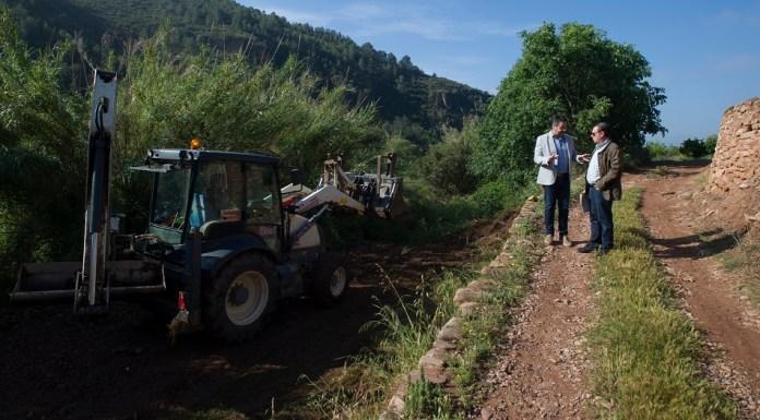 Diputació rehabilita 1.500 km de camins rurals