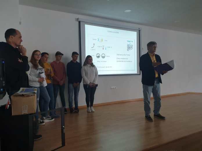 5 alumnes de l'IES Vilafranca es porten la Iª edició del Premi d'Investigació Jove