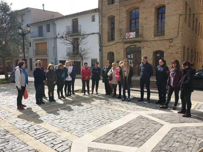 Imatge d'arxiu: Concentració contra la transfòbia i la violència masclista a Vilafranca