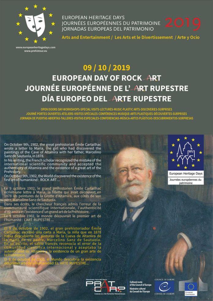 Dia Europeu de l'Art Rupestre