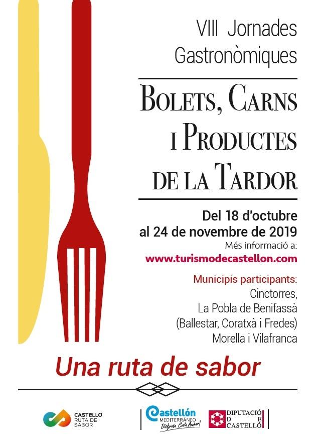 JORNADES BOLETS, CARNS I PRODUCTES DE TARDOR